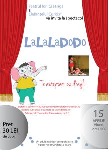 LaLaLaDoDo bun